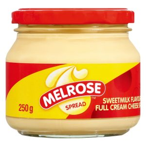 Melrose Cheese Sweet Milk 250g Jar