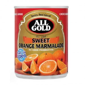All Gold Marmalade Sweet Orange 450g