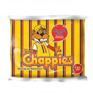 Chappies Fruit