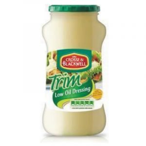 C & B Trim Salad Dressing 750ml
