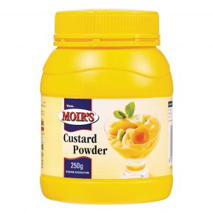 Custard Powder Moirs 250g