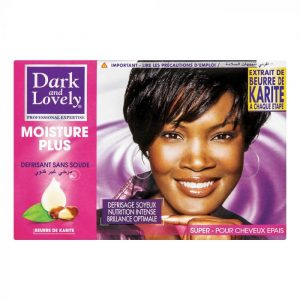 Dark & Lovely Relaxer Kit Super