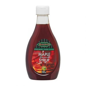 Illovo Squeezy Maple Syrup 500g