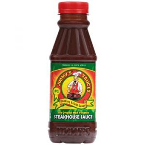 Jimmy's Steakhouse Sauce 375ml