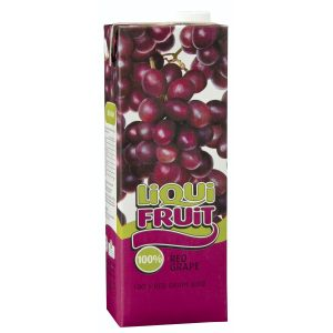 LiquiFruit Red Grape Carton