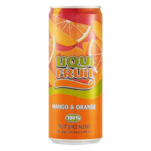 Liquifruit Mango Orange