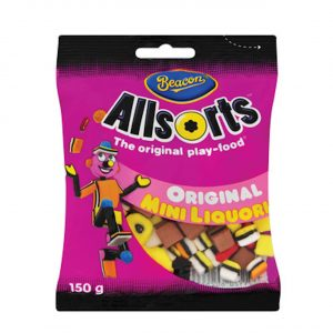 Liquorice All Sorts 150g