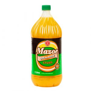 Mazoe Orange Crush Zimbabwe 2L