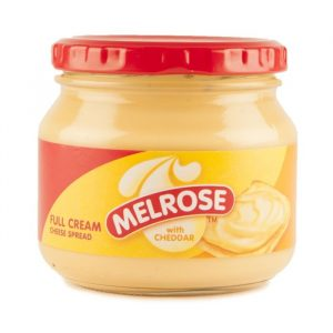 Melrose Cheese Spread Cheddar 250g Jar