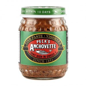 Peck's Anchovettes 125g