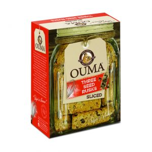 Ouma Rusks Breakfast 3 Seeds 460g