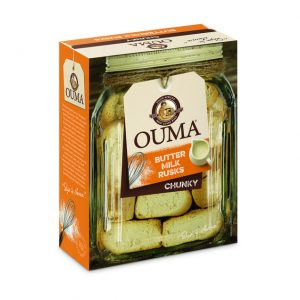 Ouma Rusks Buttermilk Chunky 600g
