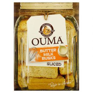 Ouma Rusks Buttermilk Sliced 600g