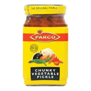 Packo Chunky Vegetable Pickle