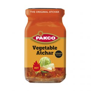 Packo Vege Atchar (Was Hot)