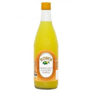 Roses Passionfruit Concentrate 750ml