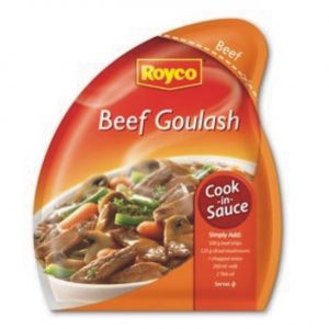 Royco Beef Goulash Cook-In-Sauce