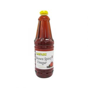 Safari Vinegar Brown 750ml