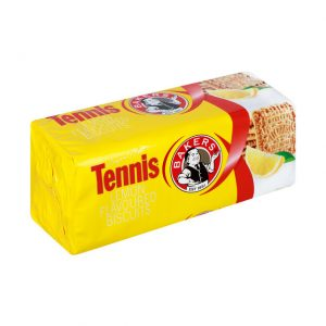 Tennis Biscuits Lemon