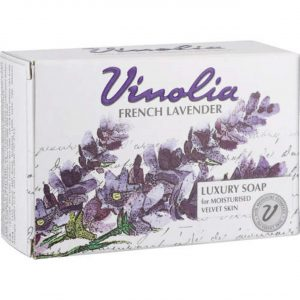 Vinolia French Lavender 125g