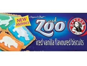 Zoo Biscuits 150g