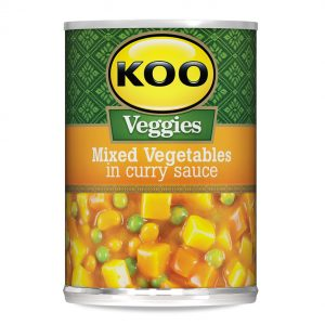 Mixed Vegetable Curry Koo 420g