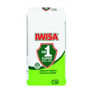 Maize Meal Iwisa 1kg