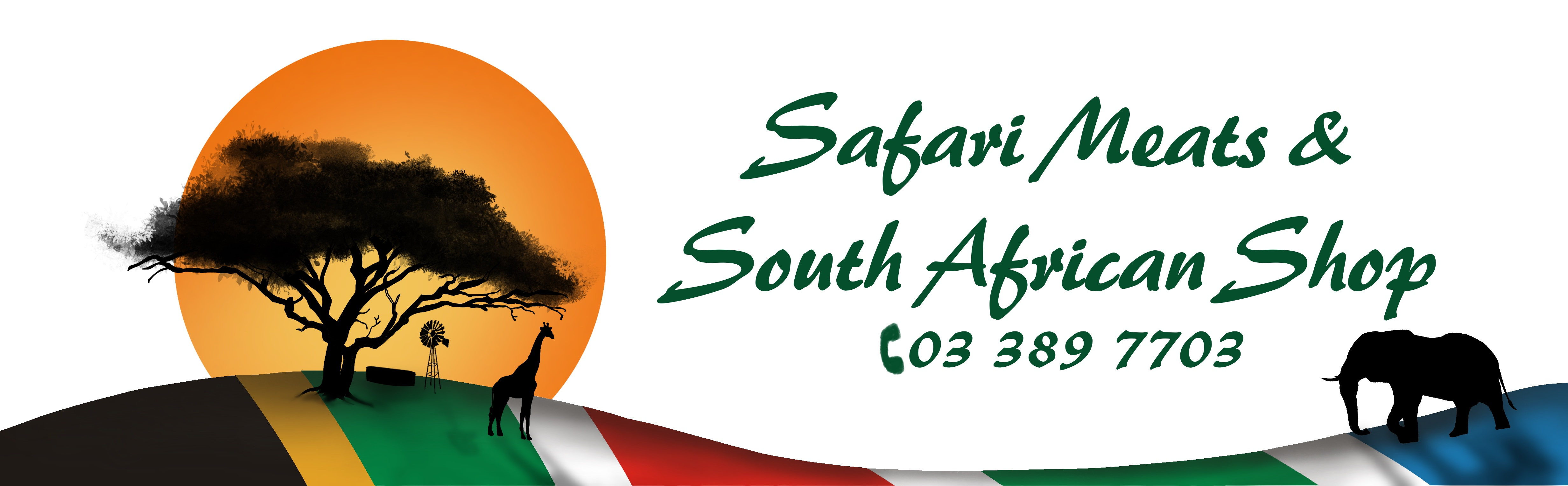 Safari Meats and SA Shop
