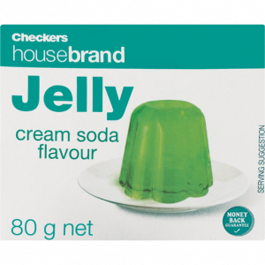 Checkers Cream Soda Jelly