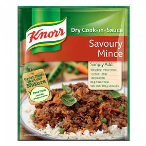 Cook In Sauce Savoury Mince