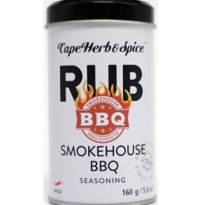 Cape Herb Smokehouse BBQ Rub