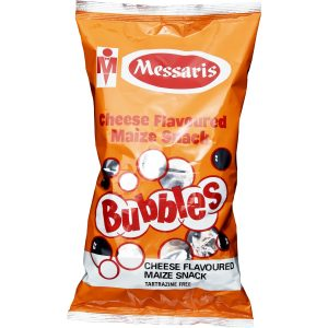 Bubbles Cheese Chips