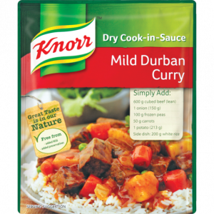 Knorr Mild Durban Curry
