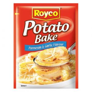 Royco Potato Bake Parmesan & Garlic