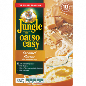 Jungle Oatso Easy Caramel