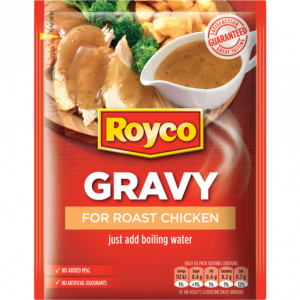 Royco Gravy For Chicken