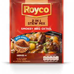 Royco 2-In-1 Stew Mix Smokey Bbq Oxtail