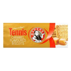 Tennis Biscuits Caramel