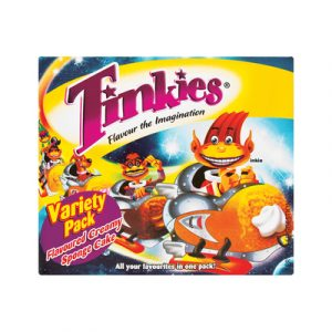 Tinkies Variety Box