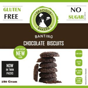 Gracious Baker Choc Biscuits