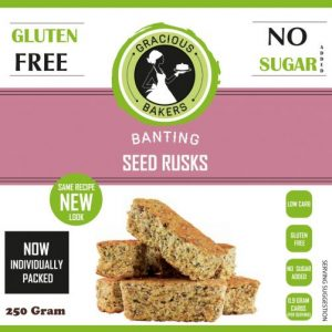 Gracious Baker Seed Rusks